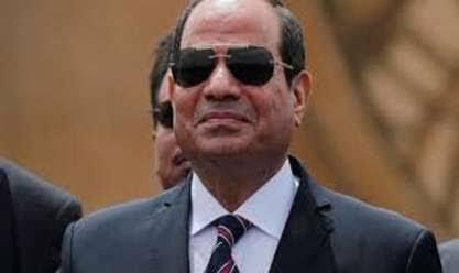 الرئيس السيسي يفتتح مدينة دمياط للأثاث
