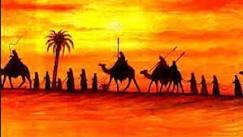 الهجره النبوية  والتأخى والتضحيه.