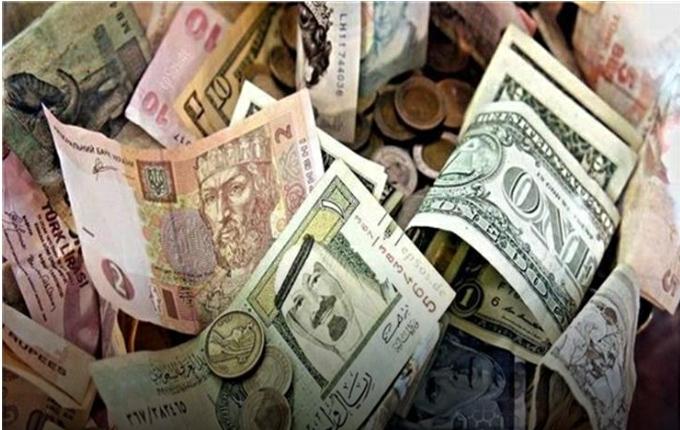 أسعار الجنيه المصرى أمام العملات اليوم