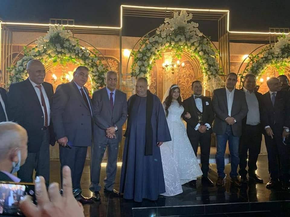 فرحة ال مخلوف وحمدان   بزفاف وسيم كمال علي مني فاروق