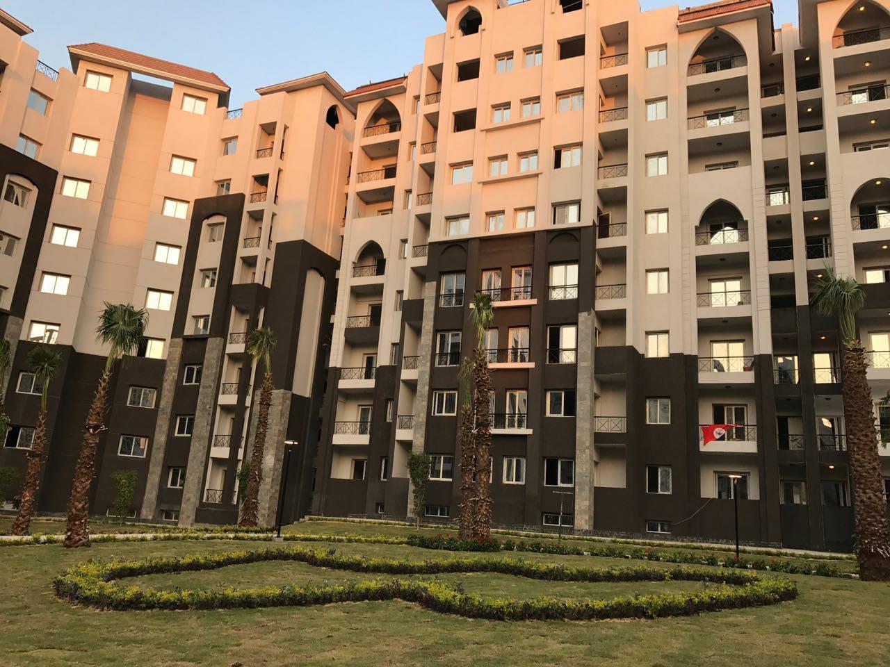 """جهاز العاصمة الإدارية الجديدة يعلن إجراءات تسليم  الوحدات السكنية لحاجزيها بالحى السكنى """"كابيتال  ريزدانس"""""""