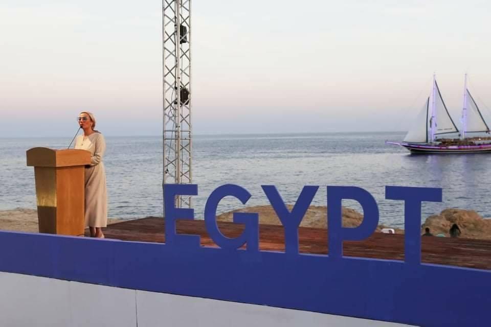 ياسمين فؤاد : الإعداد للمرحلة الثانية لحملة ايكو ايجيبت لدعم السياحة البيئية خلال العام الحالى