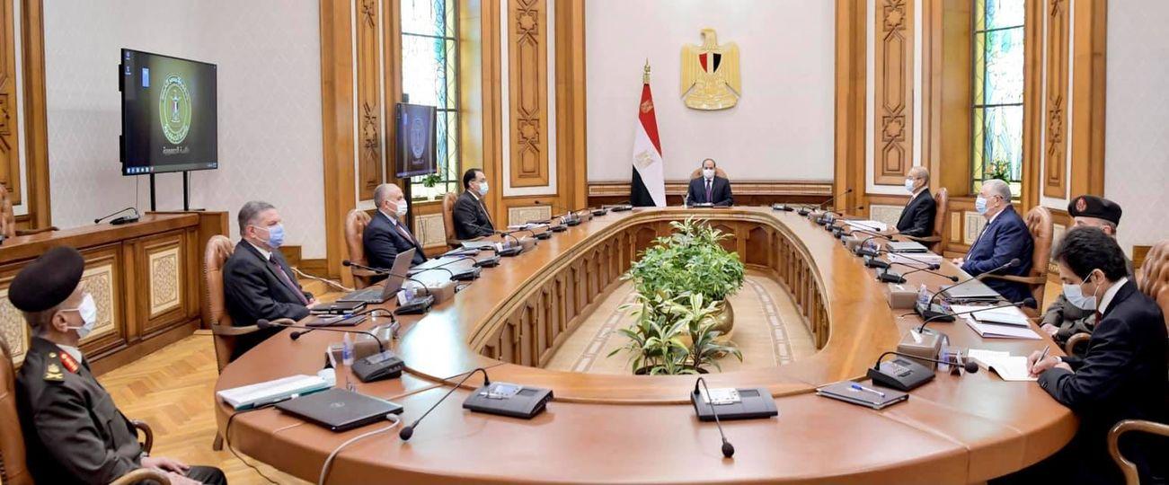 الرئيس السيسي يوجه باستعادة المكانة العالمية للقطن المصري