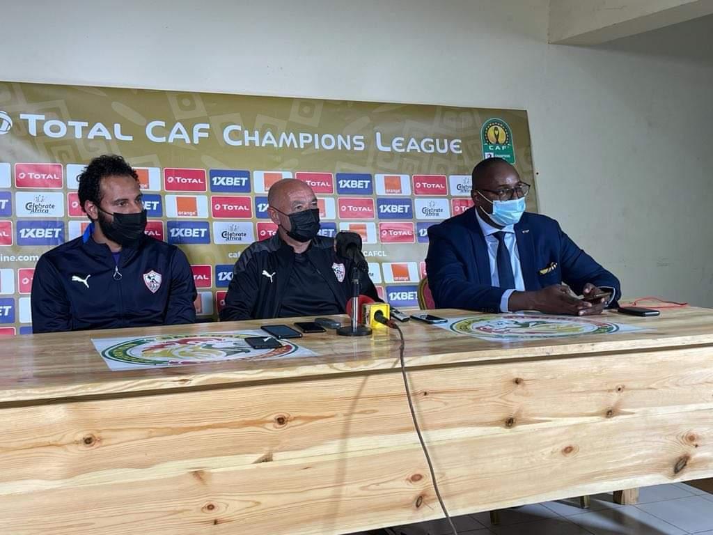 باتشيكو: جئنا إلى السنغال للفوز بالمباراة