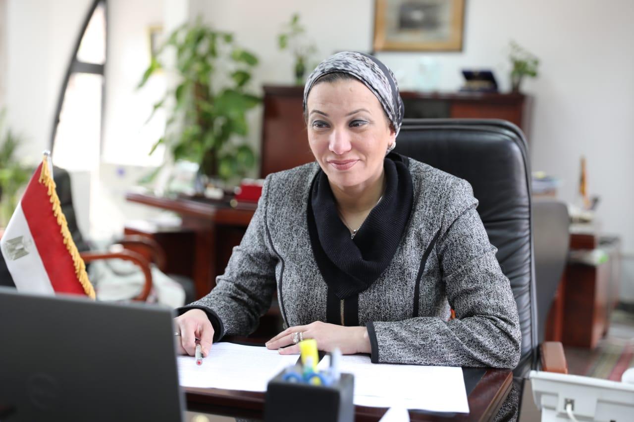 وزيرة البيئة تشارك فى الدورة الخامسة لجمعية الأمم المتحدة للبيئة