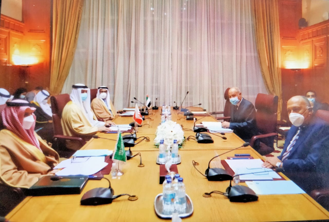 شكري يترأس إجتماع حول تركيا في الجامعة العربية
