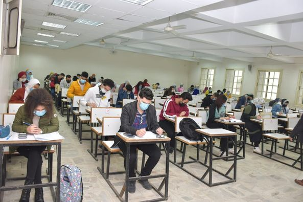 الخشت: هدفنا ضمان السلامة الصحية للمشاركين فى أعمال الامتحانات