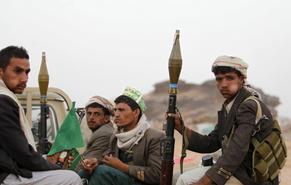 اعتراض ٤ طائرات مسيرة أطلقتها جماعة الحوثي