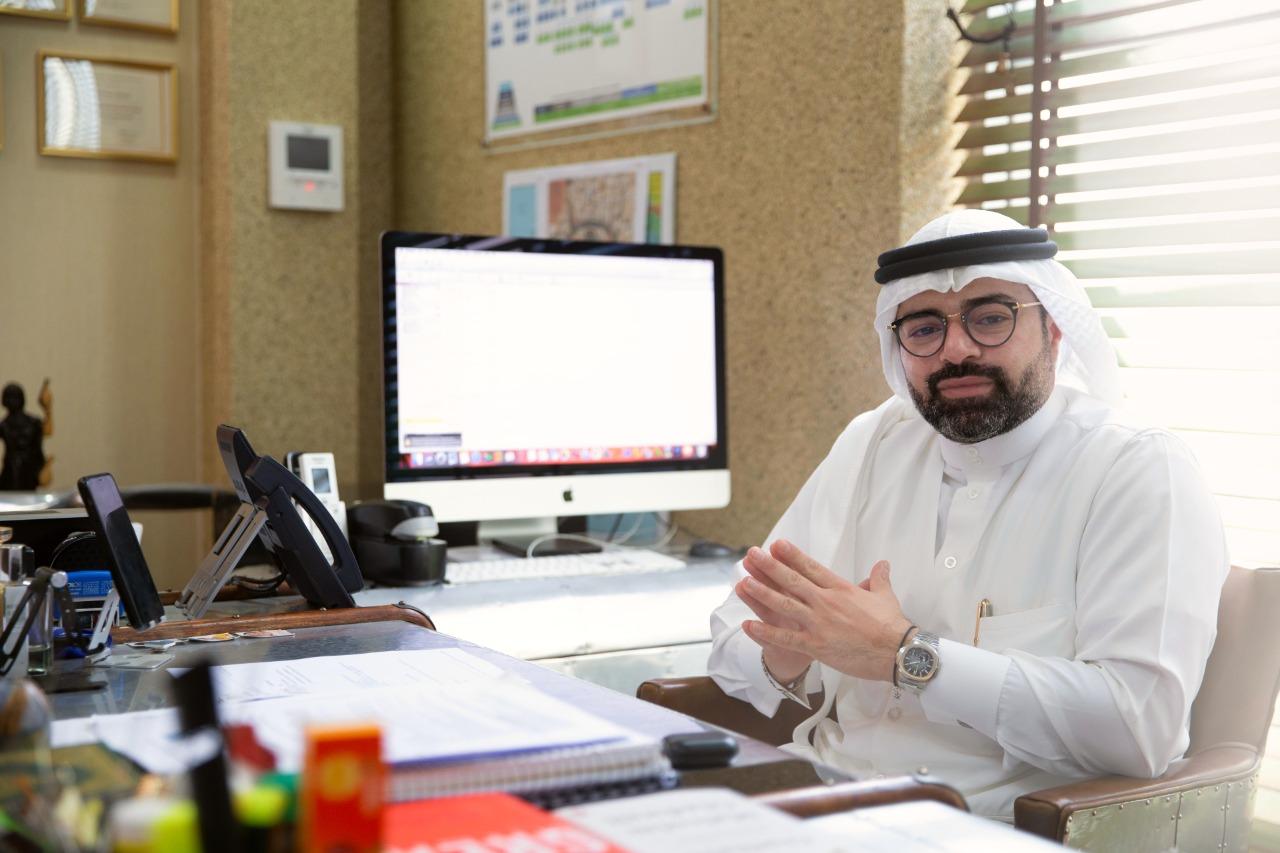 الشريف نواف: المجموعة لديها توجه لزيادة حجم الأعمال بمصر في البنية التحتية ومجالات أخرى