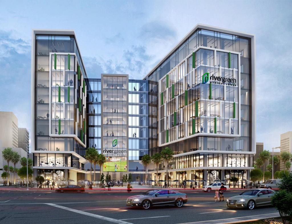 """شركة MBG تطرح """" River Green Complex"""" أول مجمع طبي متكامل بالعاصمة الإدارية"""