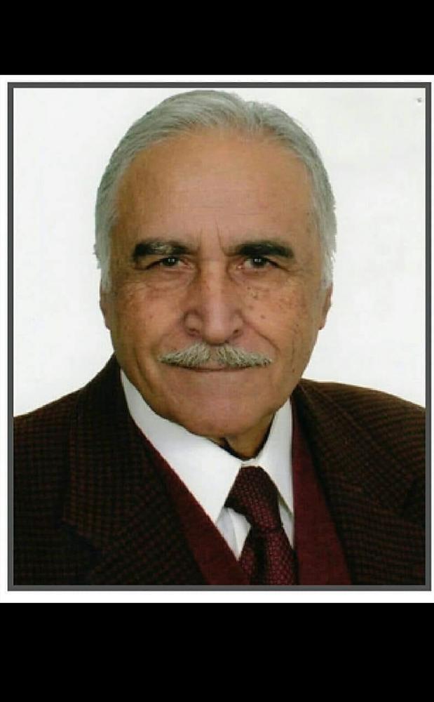 وفاة الفنان اللبنانى إداور الهاشم.