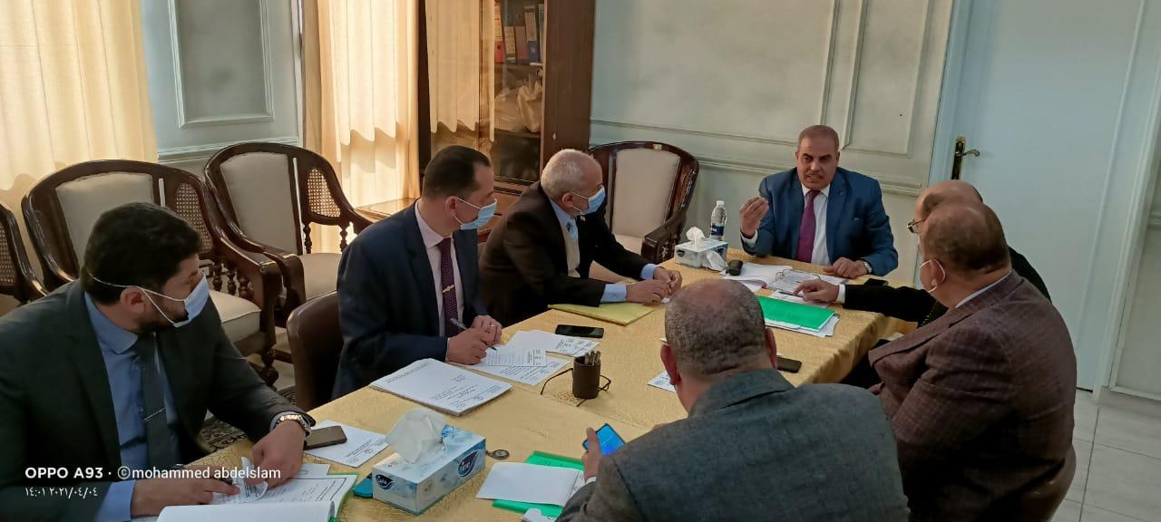 مركز صالح كامل للاقتصاد الإسلامي بجامعة الأزهر يشيد بموكب نقل المومياوات الملكية الذي أبهر العالم