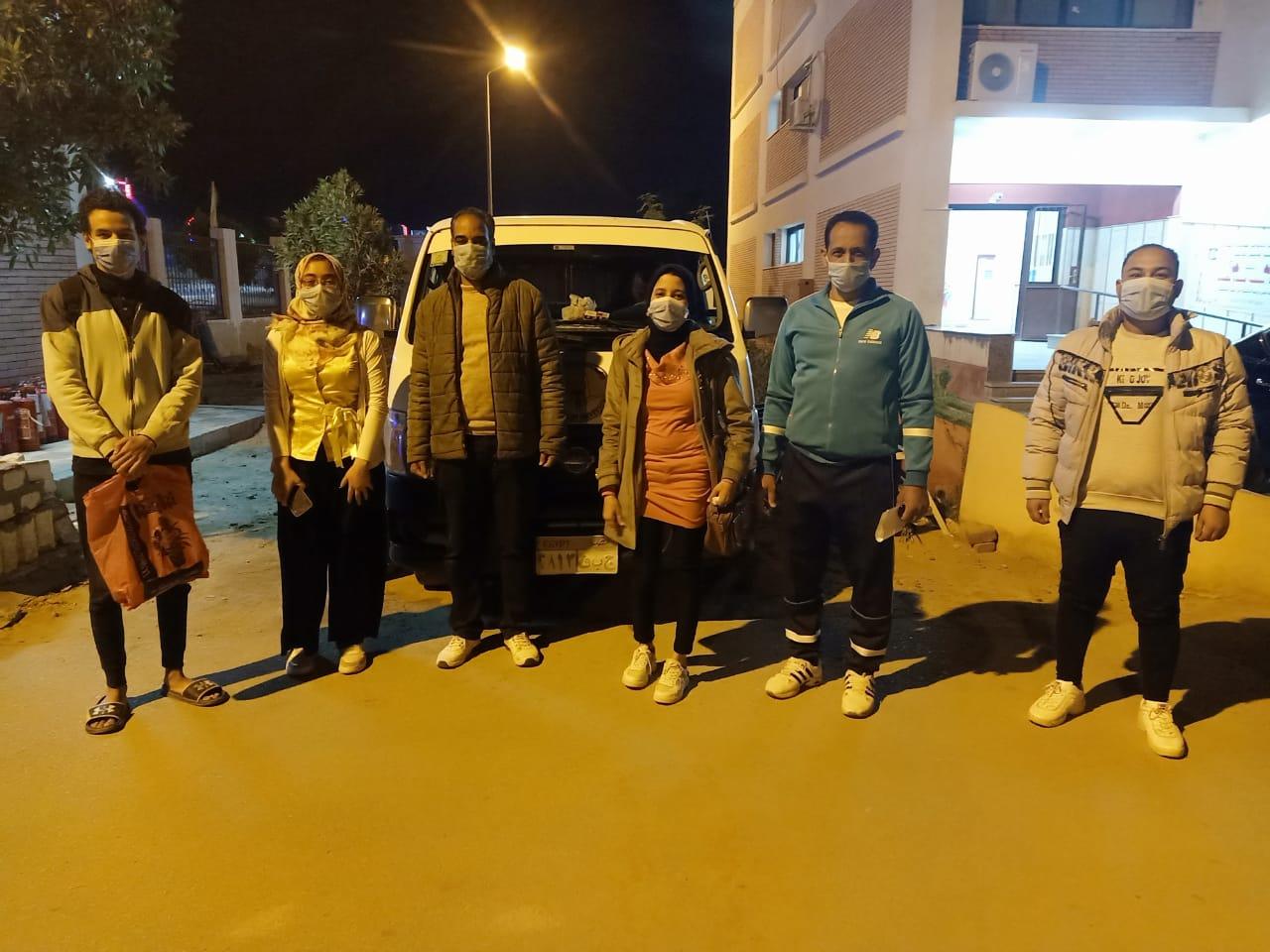 مُصادرة (٦) تكاتك مخالفه من شوارع مدينة الزقازيق