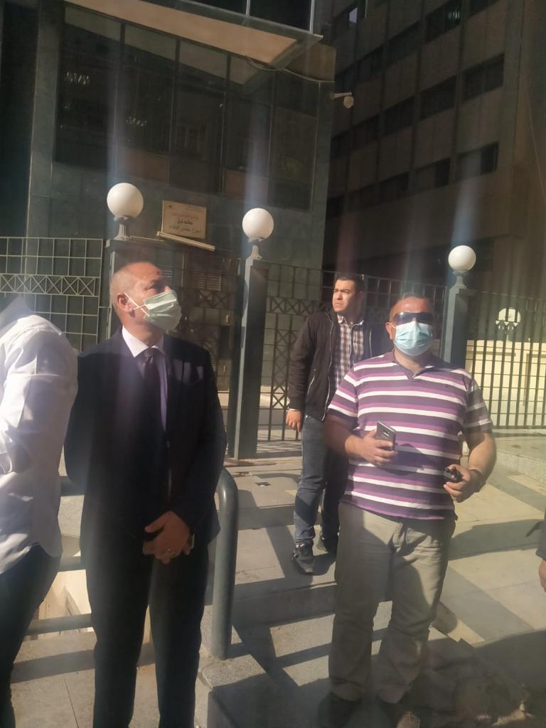 نائب المحافظ: غلق وتشميع مقهى المطرب حسن شاكوش بمدينة نصر