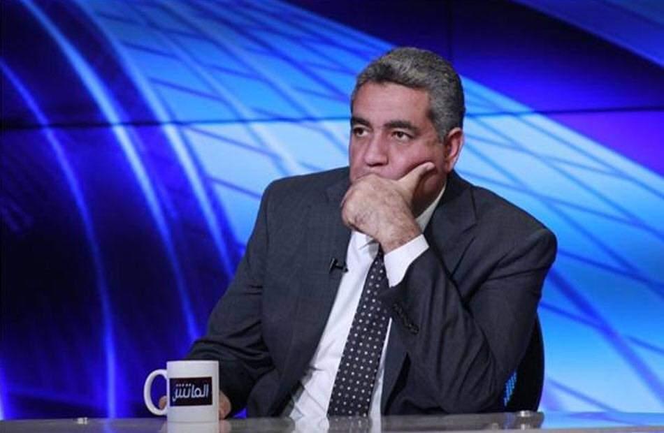 احمد مجاهد: مباراة القمة بحكام مصريين