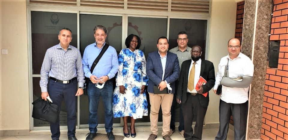 المكتب التجاري المصري بكمبالا ينظم زيارة لوفد المجلس التصديري للصناعات الغذائية لدولة أوغندا