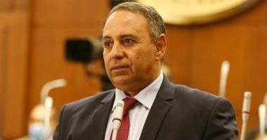 """تيسير مطر يؤكد دعم حزب إرادة جيل تحركات الدولة المصرية بشأن """"سد النهضة"""""""
