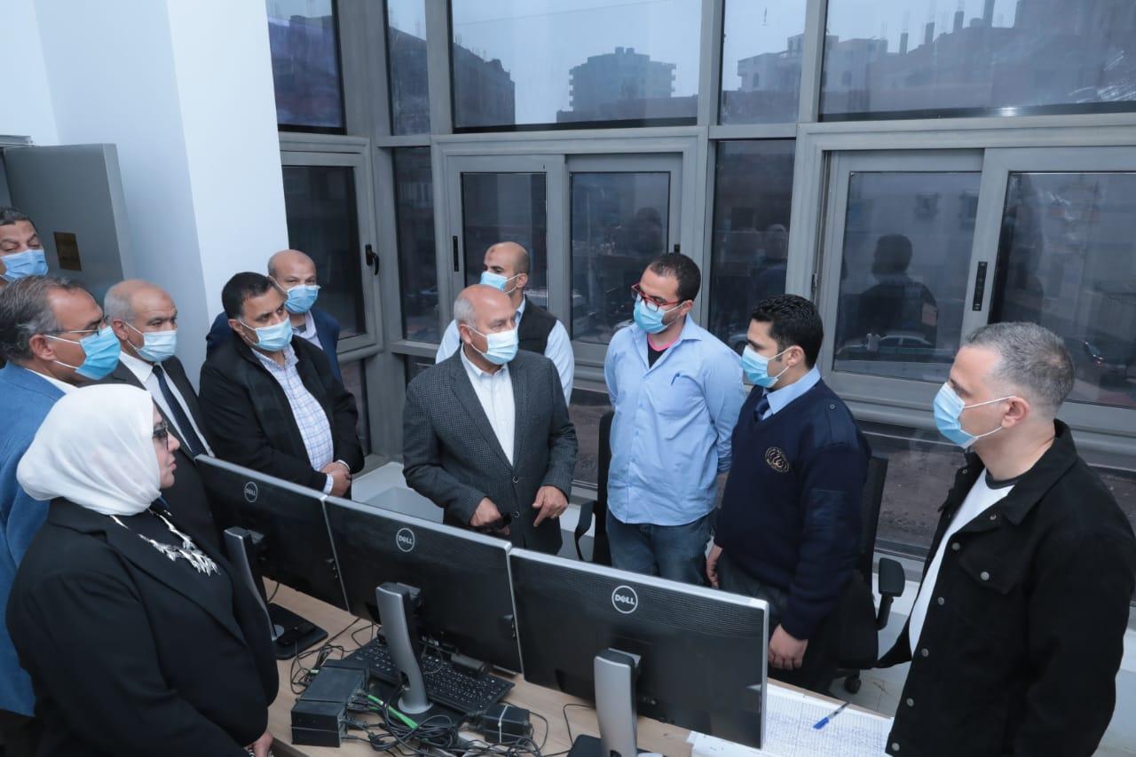 وزير النقل يتابع معدلات تنفيذ مشروع تحديث نظم الإشارات على خط بنها بورسعيد