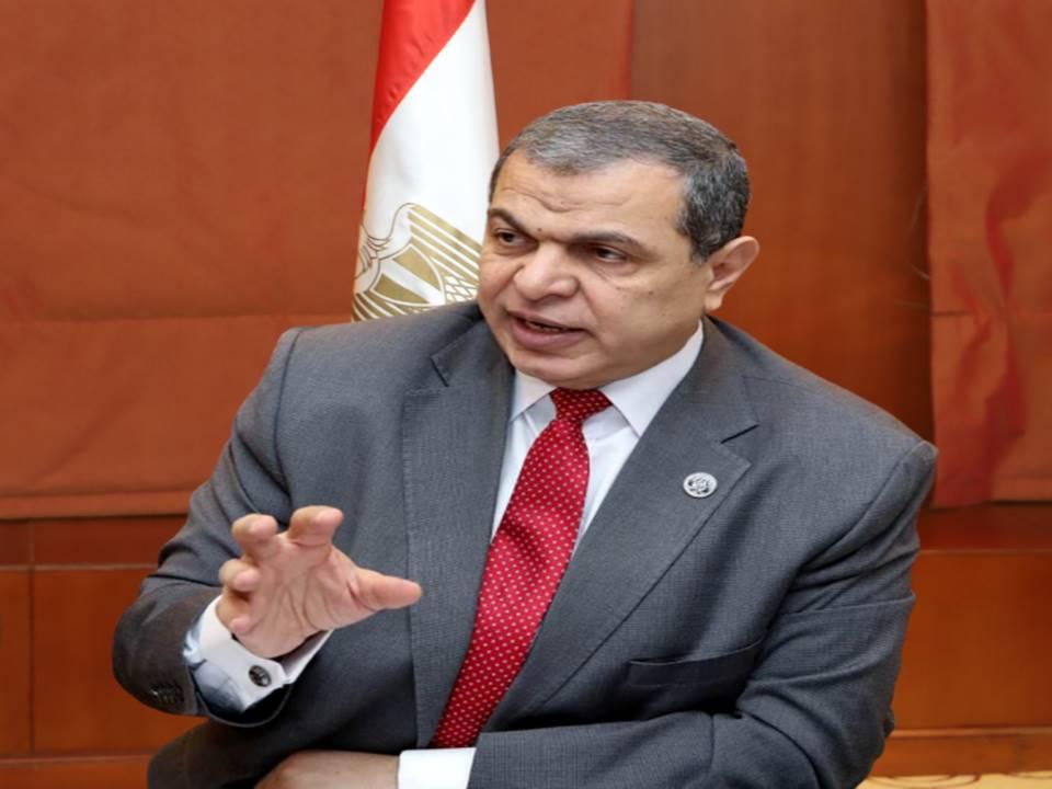 سعفان: تحويل 6.2 جنيه مستحقات العمالة المغادرة للأردن