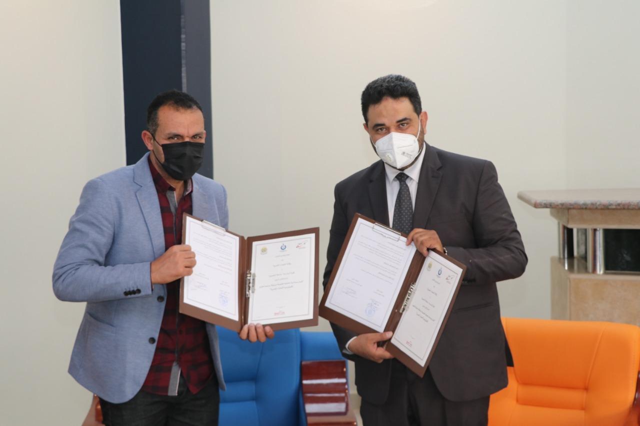 اتفاقية تعاون بين كلية الهندسة بجامعة المنصورة ووكالة الفضاء المصرية في مجال علوم وتكنولوجيا الفضاء