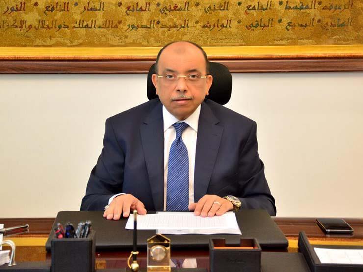 شعراوى : التنسيق مع كافة الجهات لتنفيذ الاستراتيجية الشاملة لتنمية سيناء