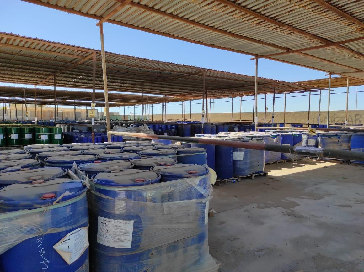 وزيرة البيئة تتابع الموقف البيئي للصرف الصناعي لشركات البترول بجنوب سيناء