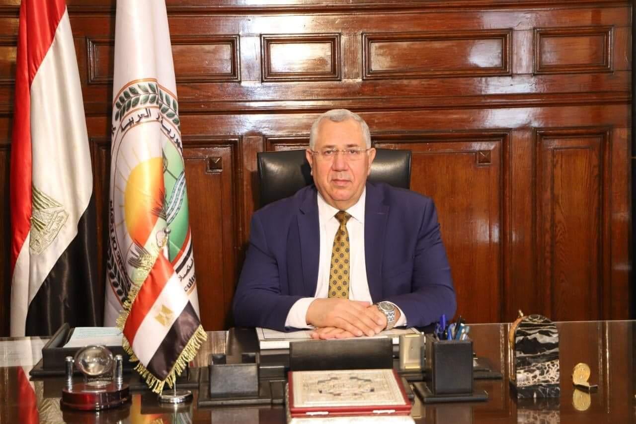 وزير الزراعة: ارتفاع صادرات مصر الزراعية الى أكثر من 2.2 مليون طن بزياده 10%  عن نفس الفترة من العام الماضي
