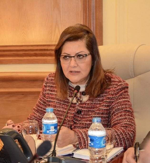 وزيرة التخطيط: إخلاء مجمع التحرير تمهيدا لتطويره