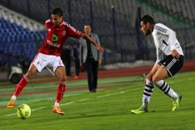 الاهلي يفوز على النصر في كأس مصر