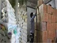 حملة تموينية مكبرة بالدقهلية تصادر أطنان من السلع الغذائية الفاسدة علاء عمران