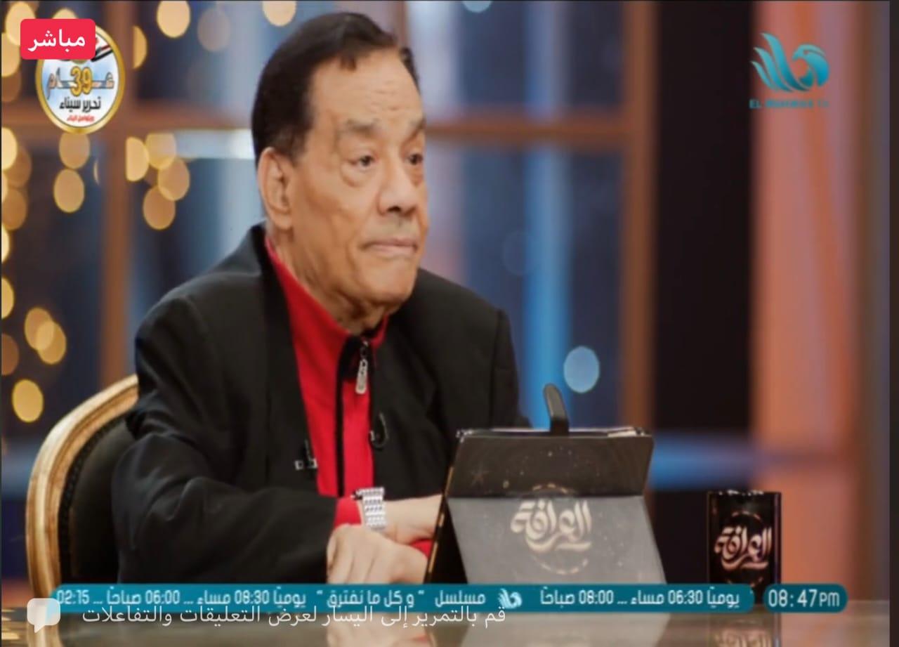 """حلمي بكر يكشف سر تسمية عبدالحليم حافظ منزله في الزمالك بـ""""المنور"""
