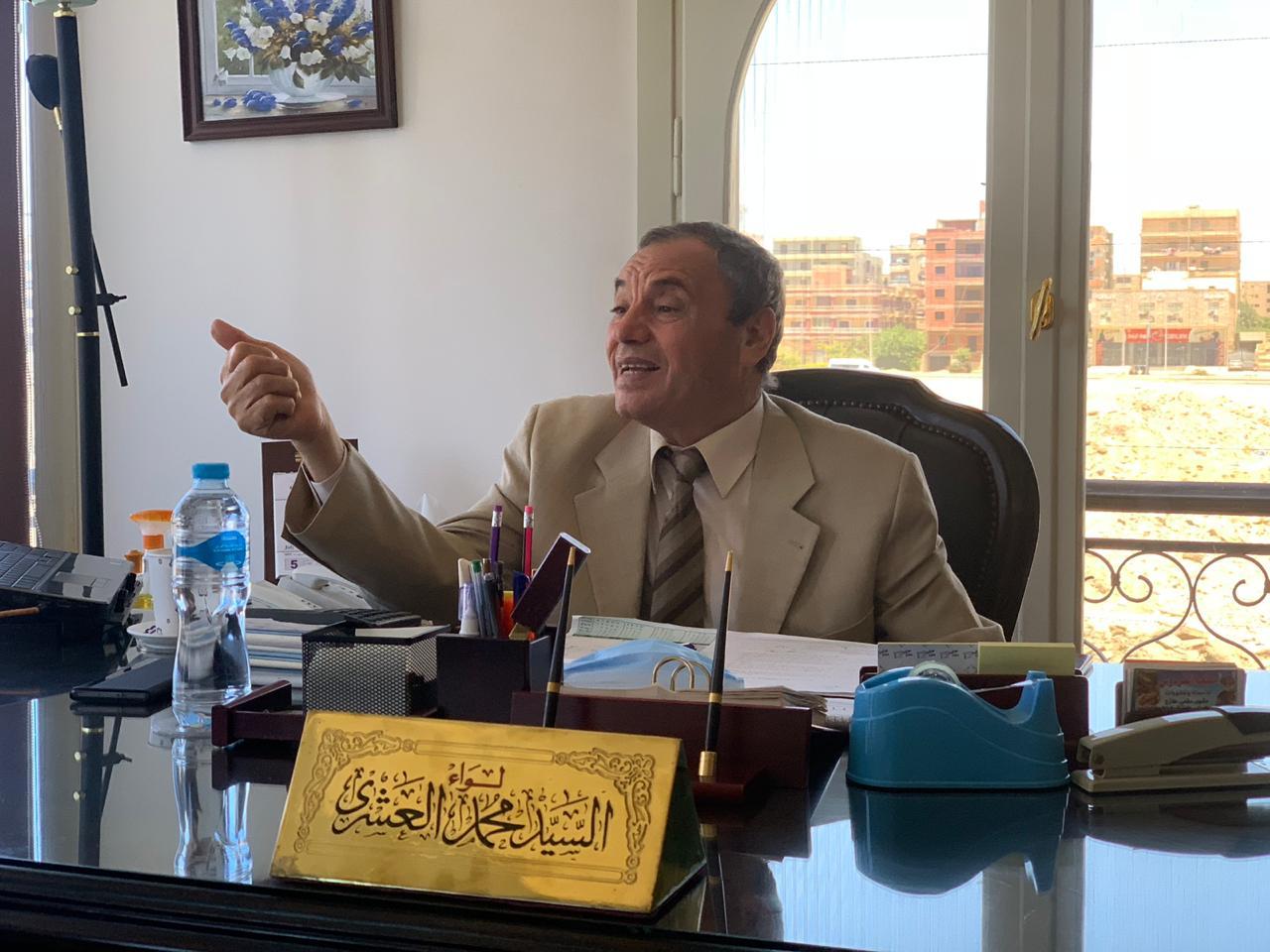 شركة التعمير و الإسكان تنتهى من 70% من مرافق وشبكات 5 قرى ضمن مبادرة حياة كريمة