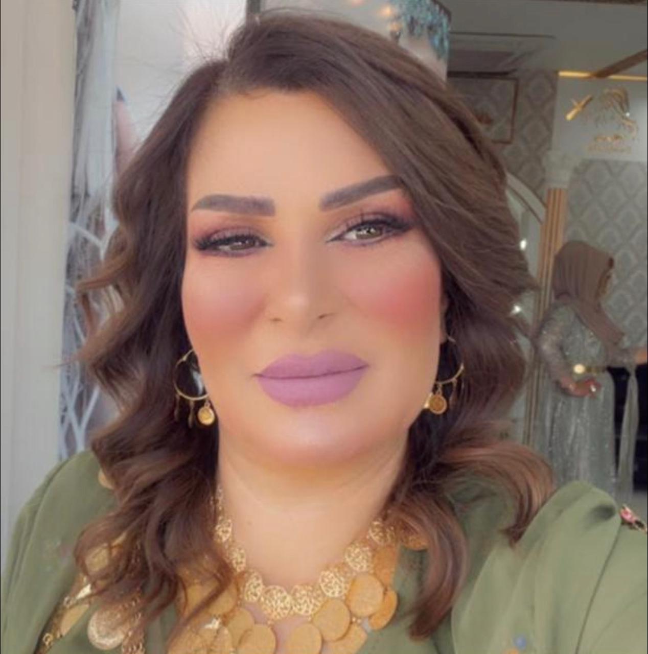 خبيرة التجميل سامال علي فقي مراد : أقوم بتثقيف النساء من خلال ظهورى على  7قنوات عراقية