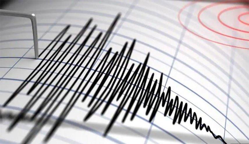 زلزال بقوة ١.٣ ريختر جنوب  أسوان
