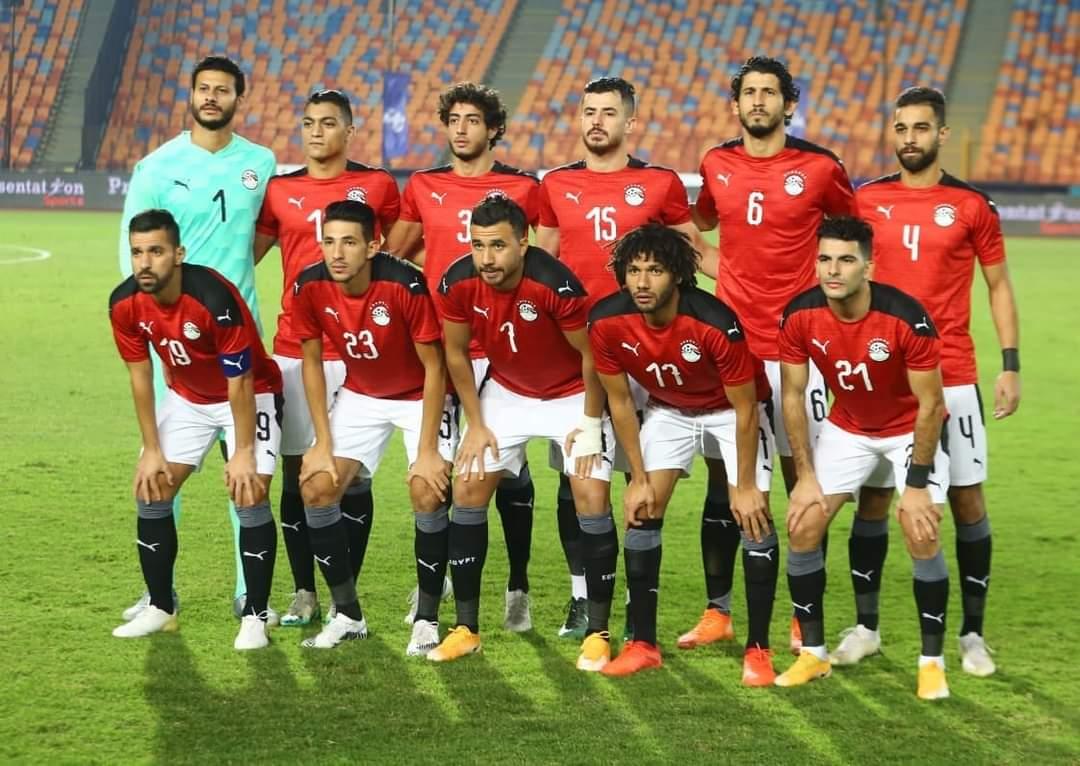 مصر في المجموعة الرابعة ببطولة كأس العرب