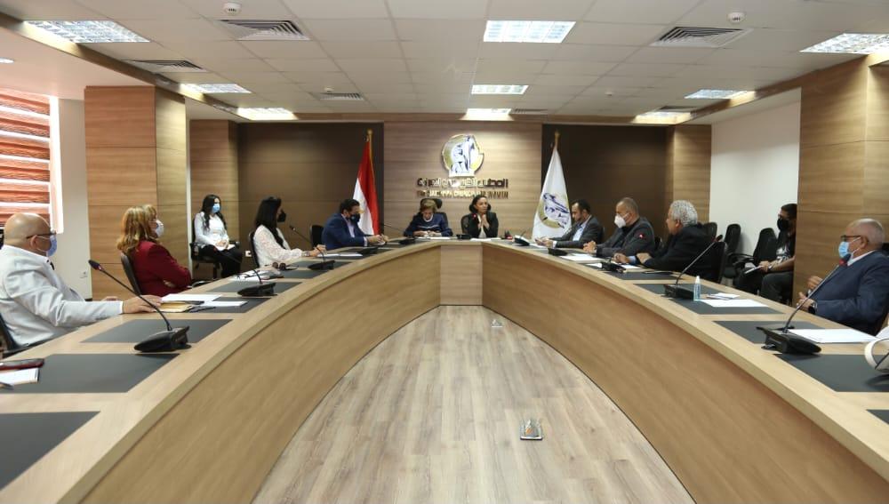 """مجلس أمناء مهرجان أسوان لأفلام المرأة يطلق اسم """"دورة النيل"""" على الدورة الخامسة"""