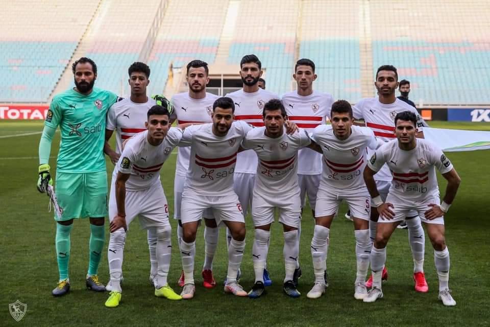 كارتيرون يعلن تشكيل الفريق أمام المقاولون العرب