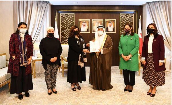 رئيس مجلس الشورى البحرينى: انخراط المرأة البحرينية في مجالات ريادة الأعمال يعزز إنجازاتها ومساهمتها في الاقتصاد