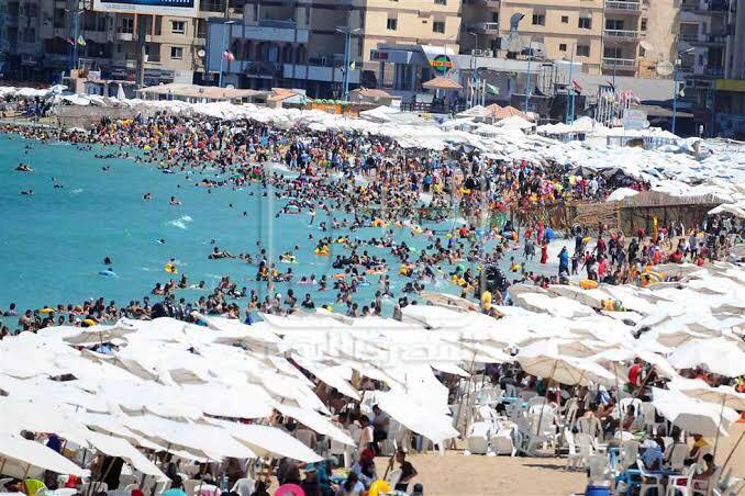 تفاصيل غلق جميع الشواطىء بالإسكندرية