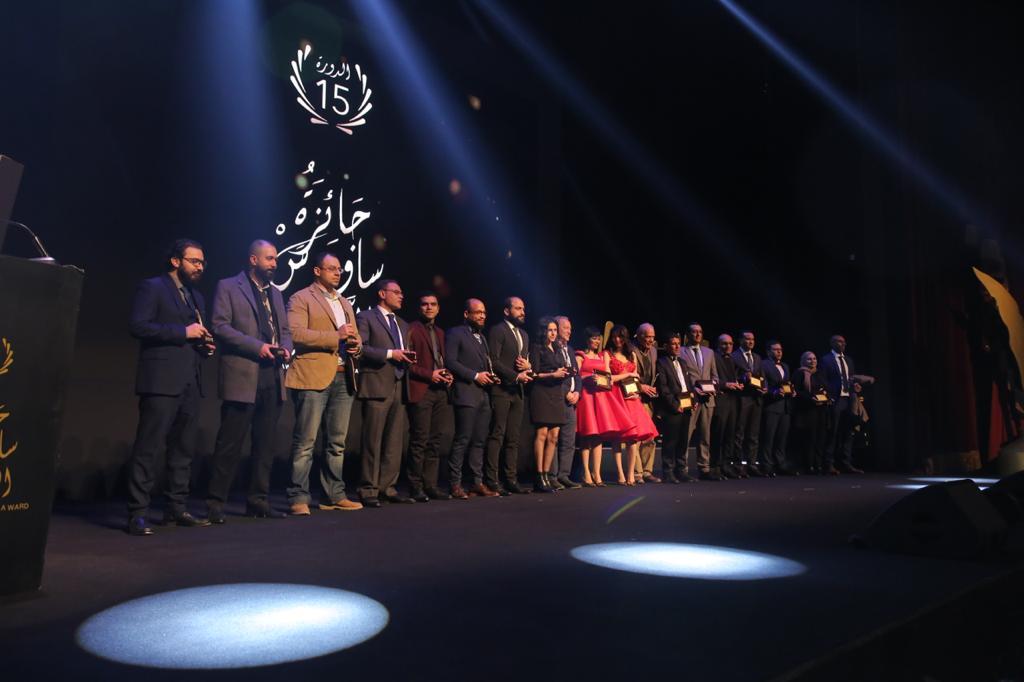 رسميا.. إقامة الحفل السنوي لجائزة ساويرس الثقافيه 21مايو