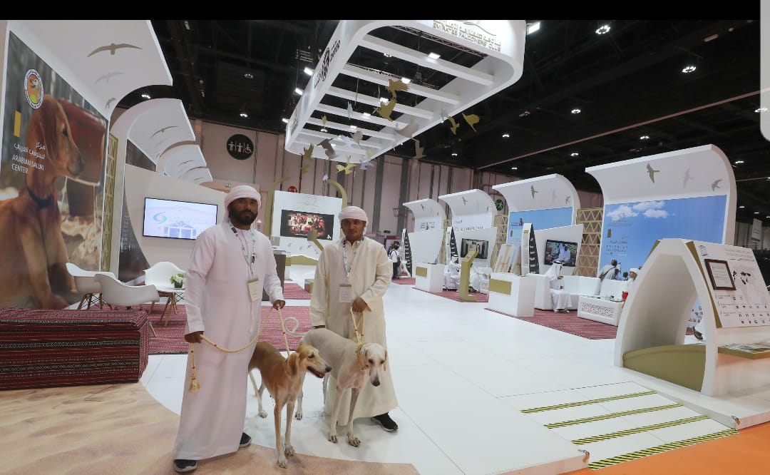 مُسابقات بحثية في معرض أبوظبي  الدولي  للصيد والفروسية