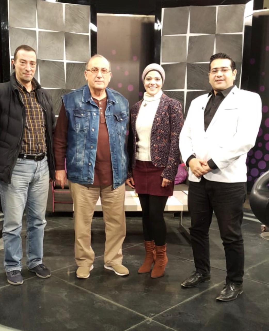 الاثنين الموسيقار الكبير سمير حبيب في نجوم رمضان بقناة نايل لايف