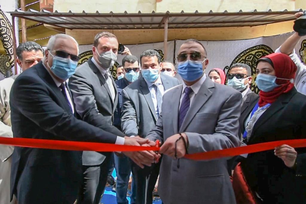 القوى العاملة : افتتاح تجريبي لوحدة التدريب المتنقلة لدعم الأسر الأكثر احتياجا  بالإسكندرية