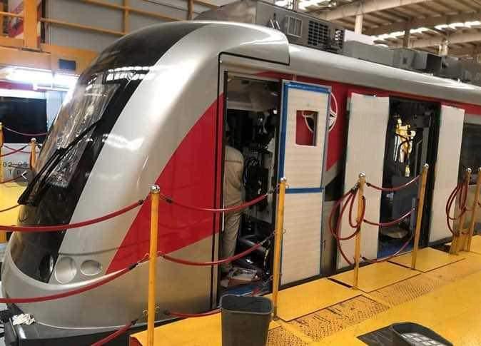 بعد توجيه القيادة السياسية: ٣ محطات للقطار الكهربائى داخل العاشر من رمضان