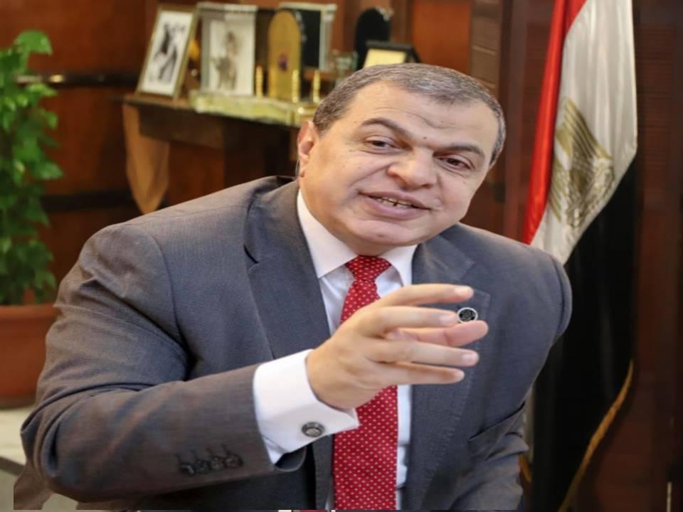 القوى العاملة: صرف 104 آلاف جنيه مستحقات وضمان لـ 11 مصريًا في الأردن