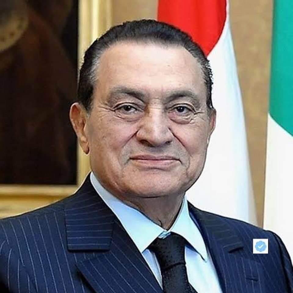 ٤مايو  ذكرى ميلاد الزعيم والرئيس حسنى مبارك