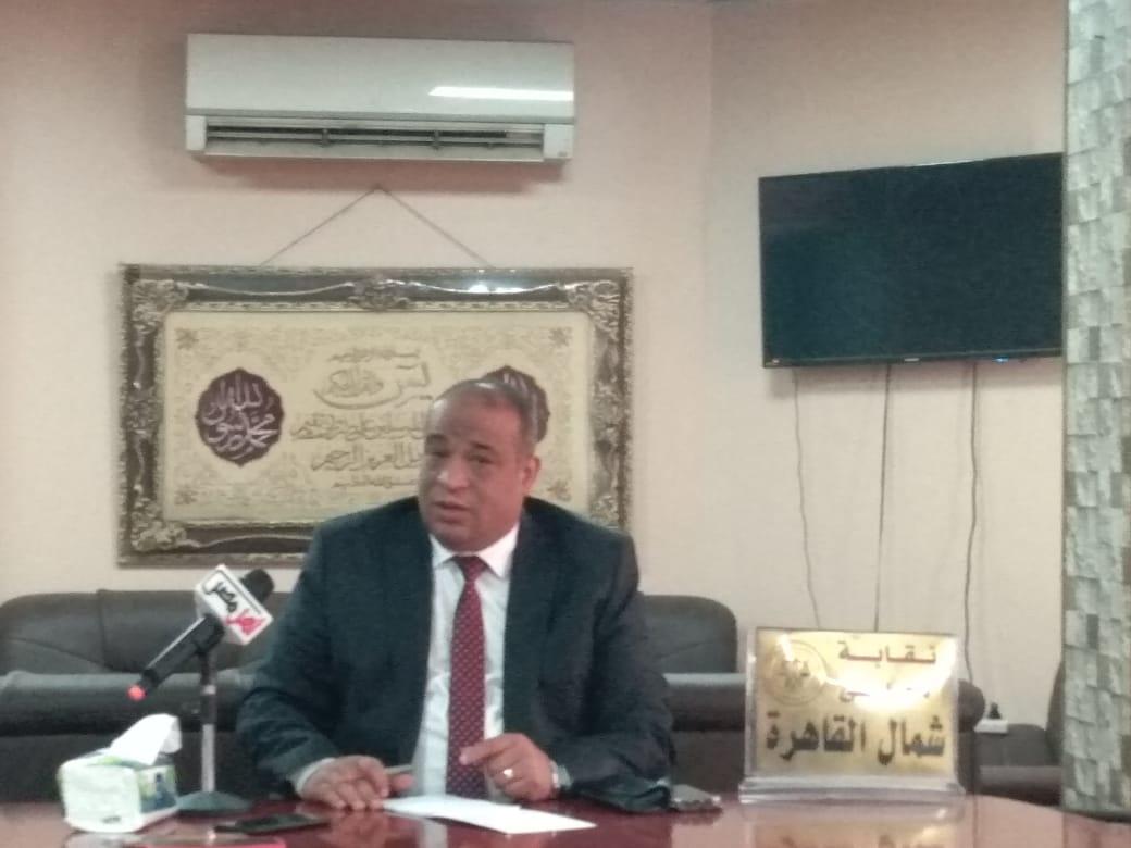نقيب محامي شمال القاهرة : ارحمونا من الهجوم الغير مبرر