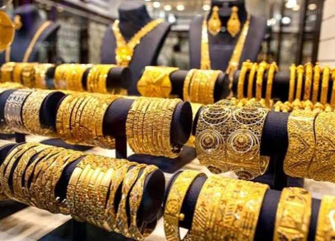 قفزات جديده لاسعار الذهب فى الاسواق.