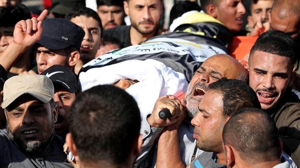 202 شهيد وآلاف الجرحى حصيلة العدوان  الإسرائيلي على  فلسطين