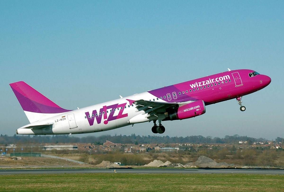 """""""ويز إير"""" Wizz Air المجرية  العالمية تُعلن إستئناف رحلاتها من ميلانو إلى برج العرب يونيو المقبل"""